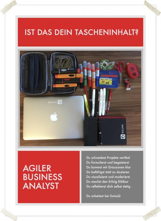 SwissQ-Inserat-Agile-BA