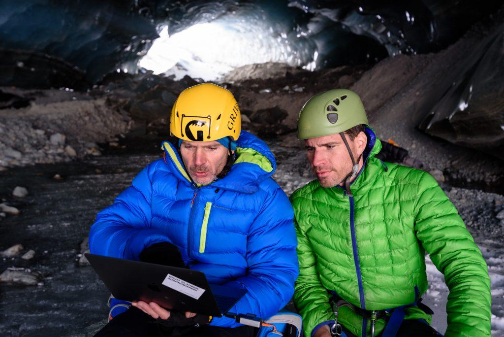 Unterwegs in den Alpen mit dem Laptop