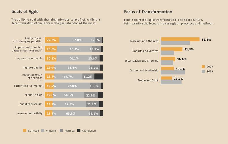Goals of Agile_Focus of Transformation