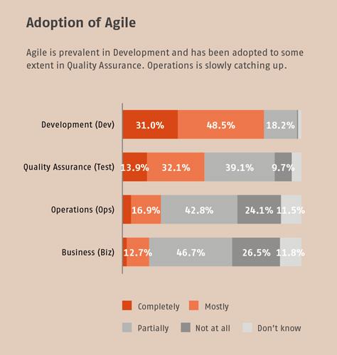 Adoption of Agile