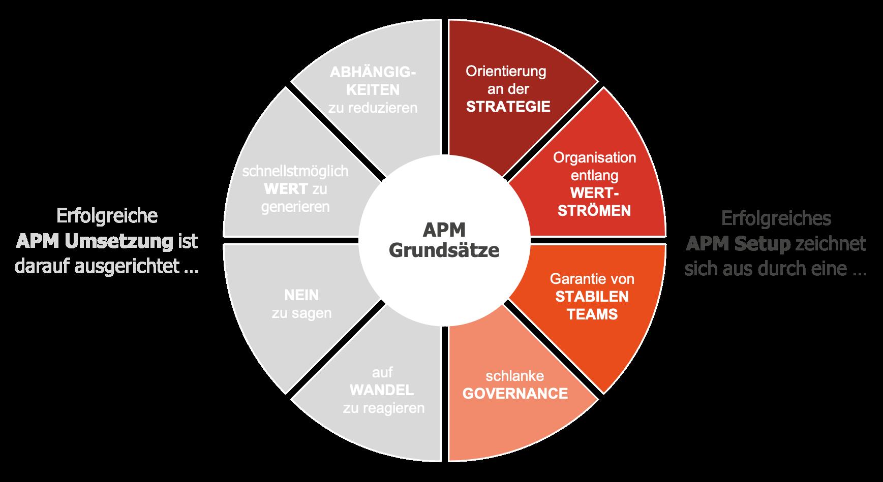 8 Grundsätze für ein erfolgreiches Agile Portfolio Management